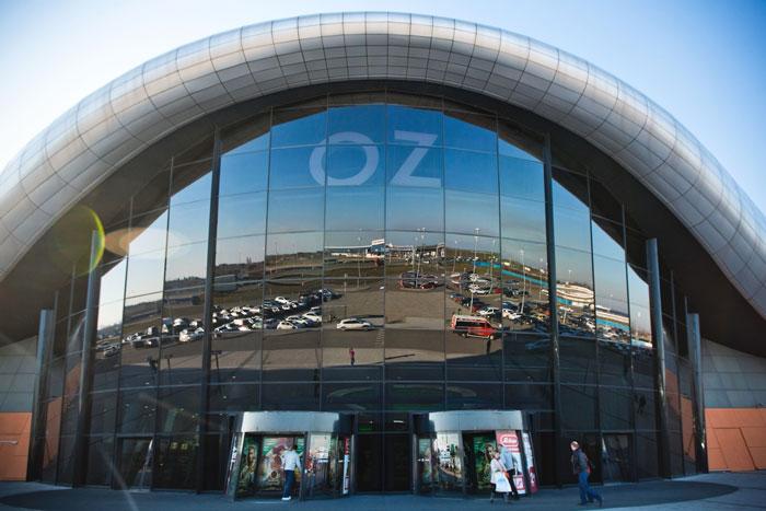 "ТЦ ""OZ Mall"""